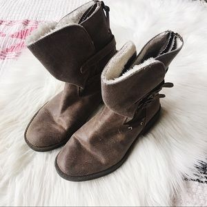 MadLove Brown Boots